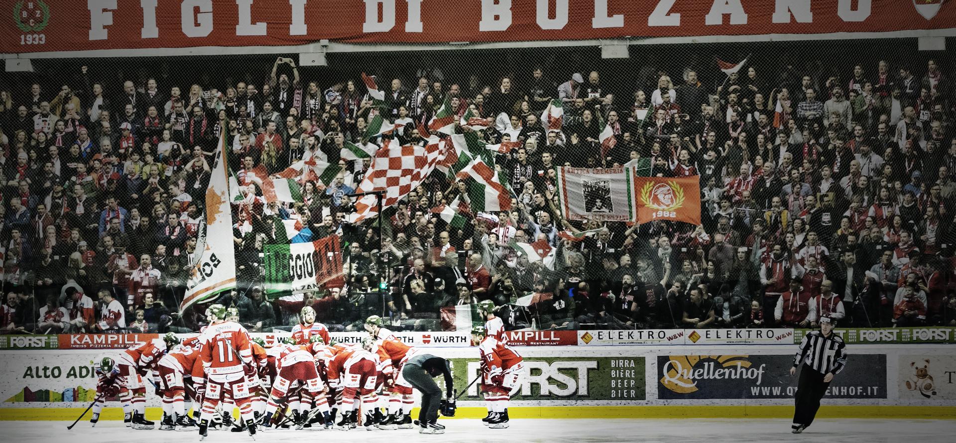 Hockey Club Bolzano – MidaTicket